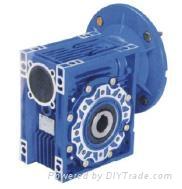 Speed reducer-worm gearbox 1