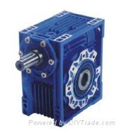 Speed reducer-worm gearbox 2