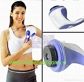 Handheld relax tone body massager