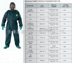 Microgard 4000防護服