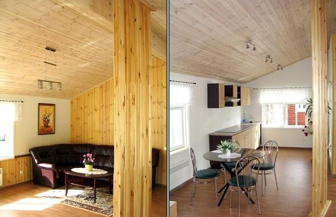 wooden house 3