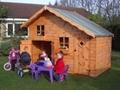 kids playhouse prefabricated house