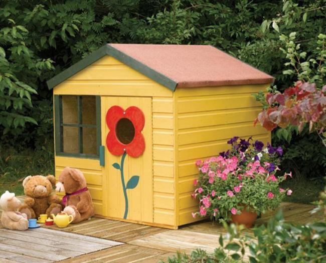 log sheds 2