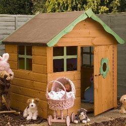 log sheds 3
