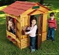 kid cubby house
