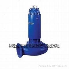 蓝深WQ潜水排污泵