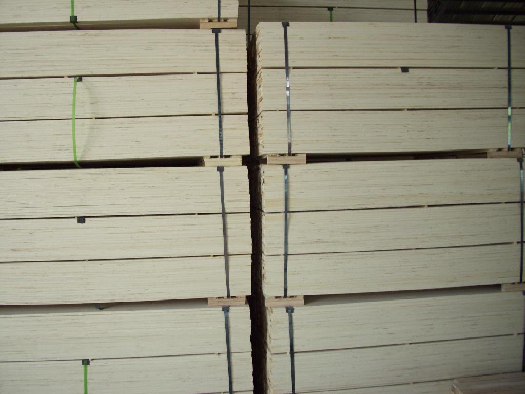 重型機械包裝專用單板層積材LVL 3