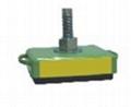 PR型长方罩型橡胶式避振器 1