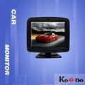 3.5inch digital standalone TFT car monitor (K350)