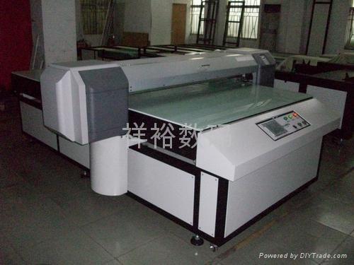 工藝玻璃直噴數碼彩印機 3