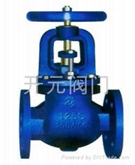 MSS F2981 globe valve