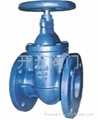 DIN3352 F4 cast iron gate valve