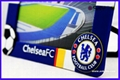 Custom Football Club PVC Rubber 3D Photo Frame