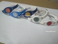 The Reversible Power Balance Home & Away Wristband Bracelets 2 Colors in 1 Band