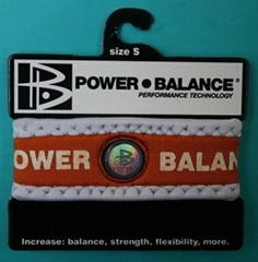 Power Balance Neoprene Wristband Bracelets