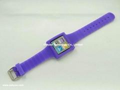 Silicone Ipod Nano Case