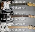 qingdao guitar factory supply alder wood