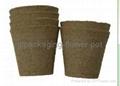 paper nursery pot 100%biodegradable 2