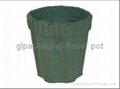 paper nursery pot 100%biodegradable 3