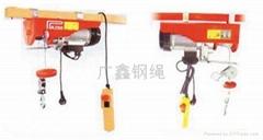 微型电动葫芦系列