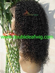 Wholesale Afro kinky full lace wigs for black women