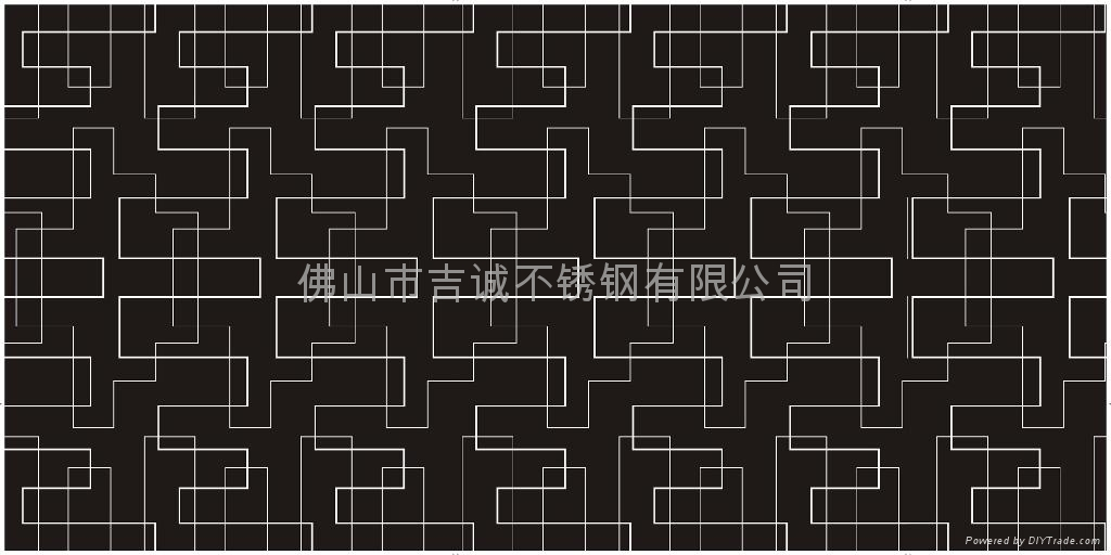 彩色不鏽鋼中國紅噴砂-中國紅價格 3