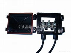 太阳能电池接线盒(solar junction box)