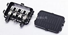 285W太阳能接线盒连接器PV200