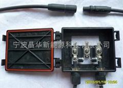 太阳能接线盒(solar junction box)