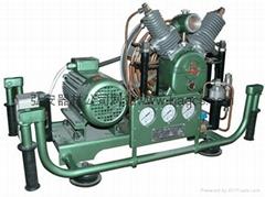 消防呼吸空气压缩机HA206型