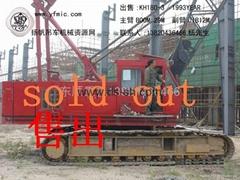 日立KH180-3  50噸履帶起重機