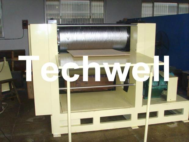 1220mm MDF Panel Embossing Machine