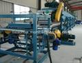 PU Sandwich Panel Roll Forming Machine