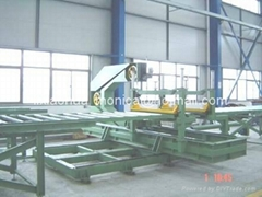 Discontinuous PU Sandwich Panel