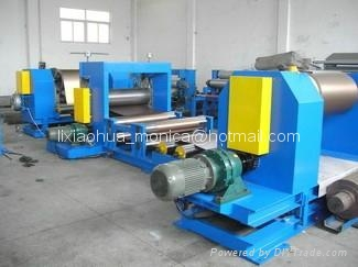 Embossing Machine for Steel Coil