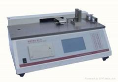 GB/T10006包裝薄膜爽滑性能檢測儀