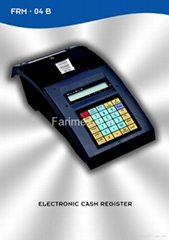 Fiscal Cash Register FRM04