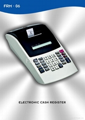 Fiscal Cash Register FRM06