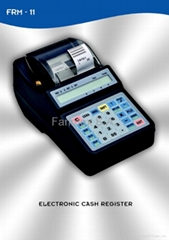 Fiscal Cash Register FRM11