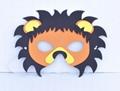EVA動物玩具面具  1