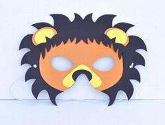EVA動物玩具面具