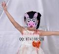 EVA動物玩具面具  3