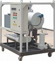 Series TJ Coalescence-separation oil purifier