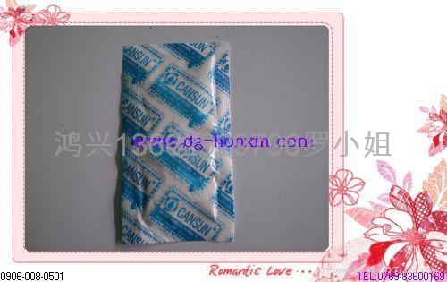 美国杜邦纸包装干燥剂 2
