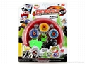 Beyblade with light and arena