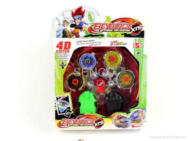 Beyblade with light and arena 2
