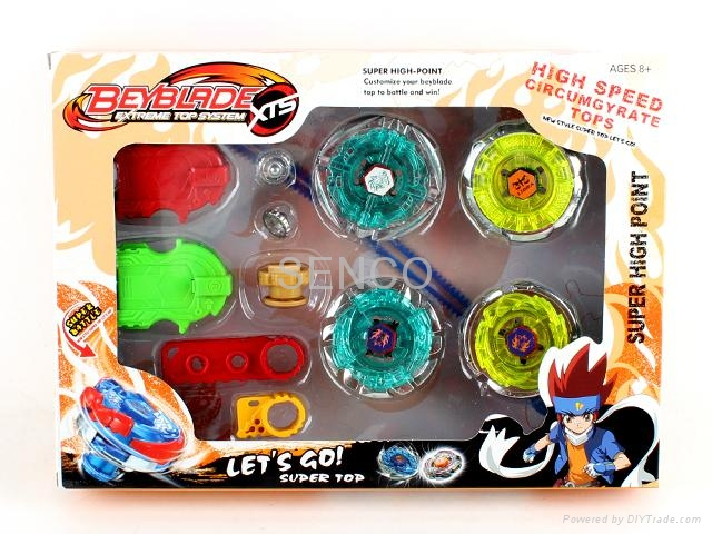 Beyblade Spin tops 3