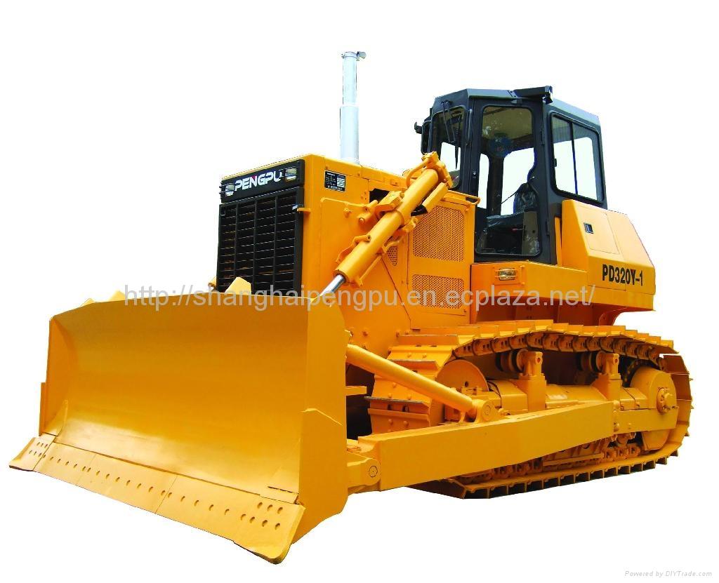 bulldozer PD320Y-1 (komatsu D155  CAT D8) - Product Catalog - China -