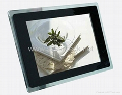 New 12.1 inch digital photo frame with video +usb+sd+mp3/mp4