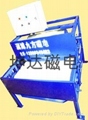 小型磁選機廠家淄博坤達磁電